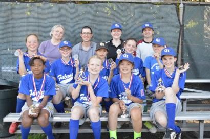CHLL Softball CHAMPIONS (88)